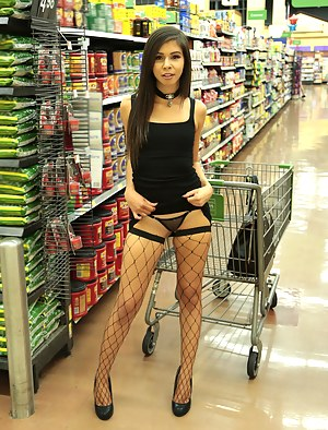 Naked Teen Fishnet Porn Pictures