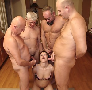 Naked Teen Gangbang Porn Pictures