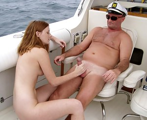 Naked Teen Boat Porn Pictures