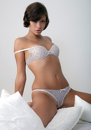 Naked Teen Lingerie Porn Pictures